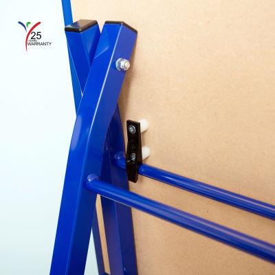 Single Board Mobile A Frame Easel Blue 8