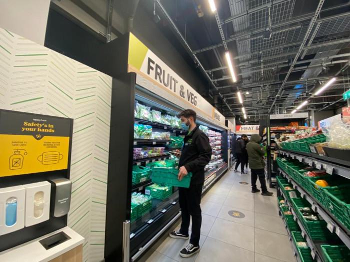 GB Amazon Fresh London 11