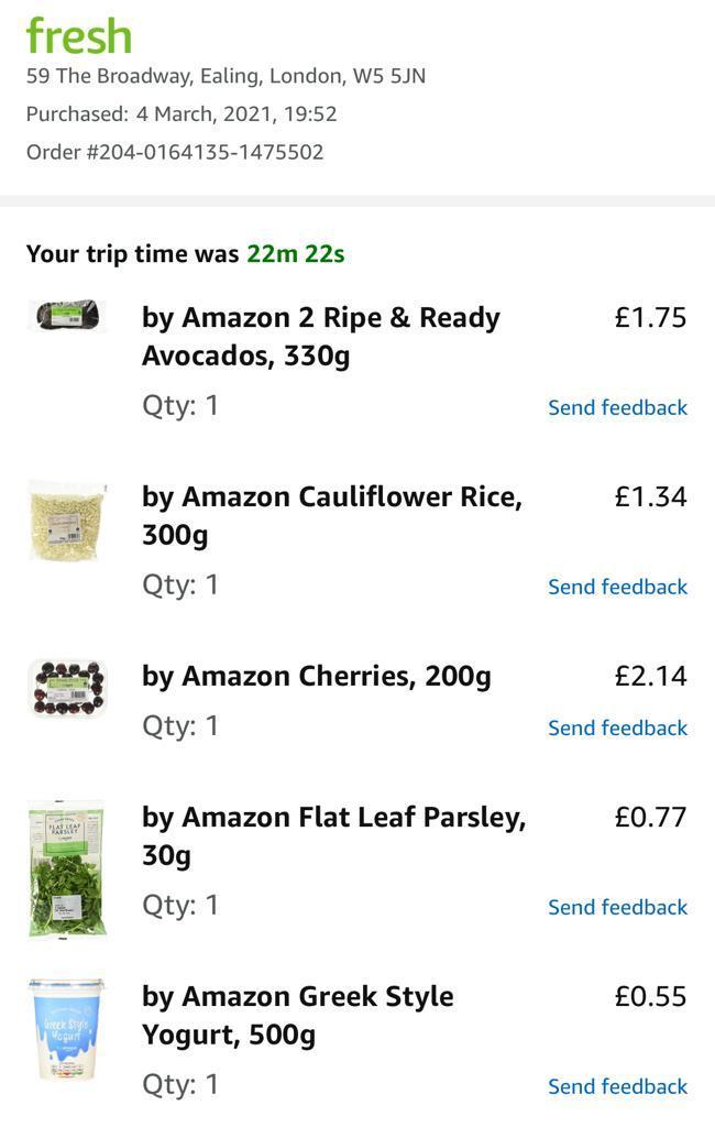 GB Amazon Fresh London 26