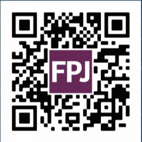 FPJ app QR code