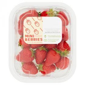 Mini Berries Hugh Lowe Farms