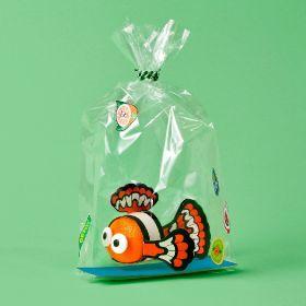 GB Anyas Fruit and Veg clementine fish