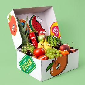 GB Anyas Fruit and Veg fruit hamper