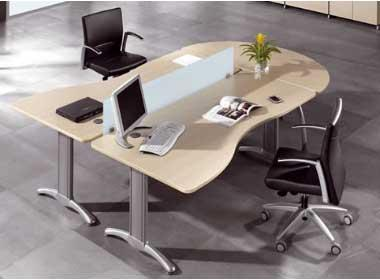 Bench Systems These Are Effectively A Group Of Desks That Share The Same Frame Usually Used In Call Centres Or Open Plan Offices