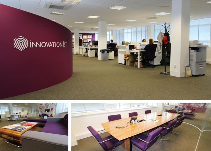 Innovation 1st Modern Office Design