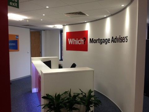 Which Mortgage Advisers Reception Area (2)