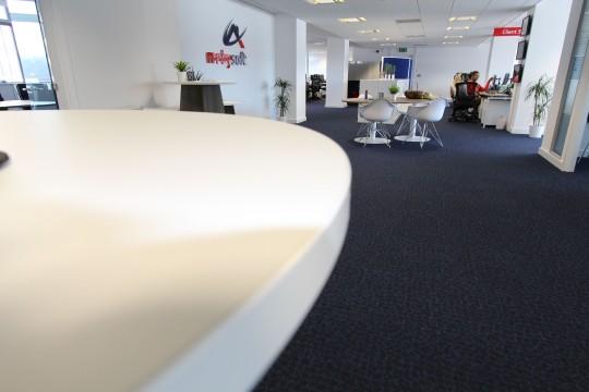 Designer Office Breakout Area Mobysoft