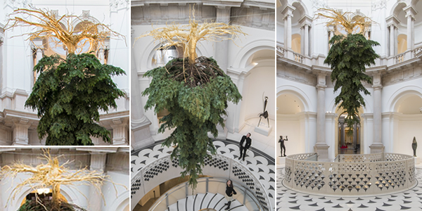 Tate Britain Tree