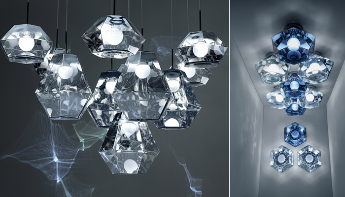 Tom Dixon Cut Lights