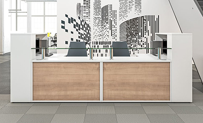 Avalon Reception Desk 1