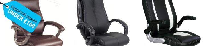 100 pounds executive chair