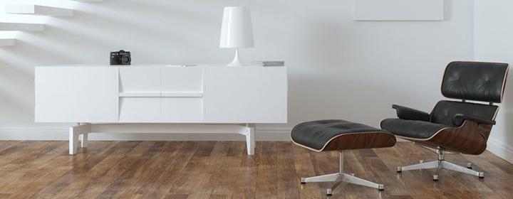 Eames Chair Mood Shot