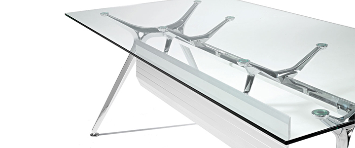 Ark Glass Desk 0011