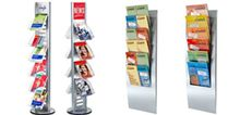 Freestanding Leaflet Holders