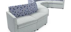 Modular Sofas, Stools & Seating