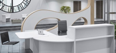 Bienvenue Reception Desks