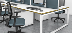Avalon Plus Bench Desks