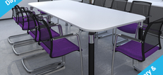 Rexel Boardroom Tables
