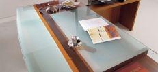 Washington Glass desks