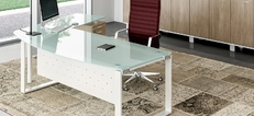 XT Ring Glass Desks