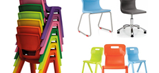 Polypropylene Chairs