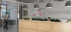Denver Value Modular Reception Desks