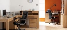 Oakwood Oak Veneer Office Furniture