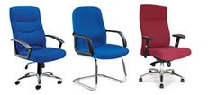 Fabric Operator Chairs