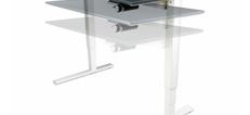Sit-stand desking