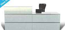 Capri Reception Desks