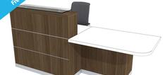 Evo - Eclipse Reception Desks