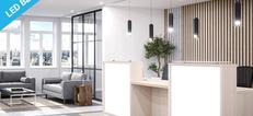 Evo-Lite Reception Desks