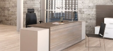 Versa Reception Desks