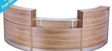 Tempo Reception Desks