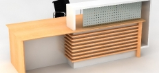 Sketch Reception Desks
