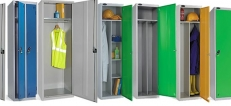 Workwear Lockers