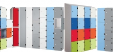 Trespa Laminate Lockers