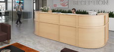 Economy Reception Desks