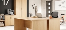 Cecile Office Furniture Collection