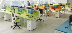 Scope Plus Bench Desks