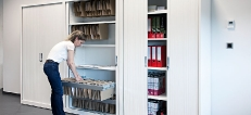 Metal Cupboards