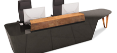 'Share' Corian Reception Desk