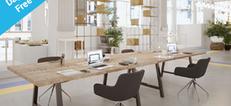 Unity Boardroom Table