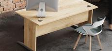 Oslo Cantilever Leg Desk