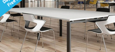 Saturn Boardroom Table