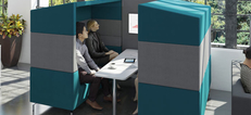 Alban: Low and High Back Sofas & Booths