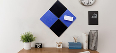 Magi Acoustic Designer Noticeboards