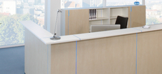 Vendal Reception Desks