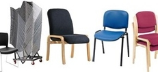 Antibacterial Visitor Chairs