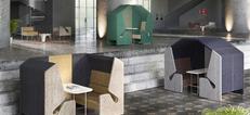 Mintay Modular Sofas and Pods